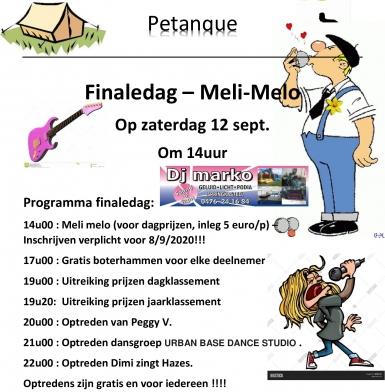 Optreden verblijfpark Donkmeer